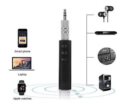 Ionix Imported BT450 Wireless Bluetooth Receiver