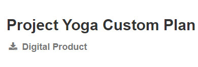 Project Yoga reviews SCAM OR LEGIT? Project Yoga Custom Plan Customised Online Yoga Lessons