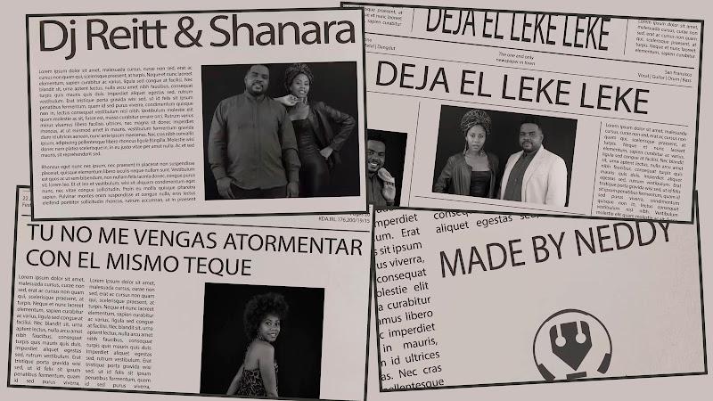Dj Reitt & Shanara - ¨Deja el LEKE LEKE¨ - Lyric Video - Director: Neddy. Portal Del Vídeo Clip Cubano
