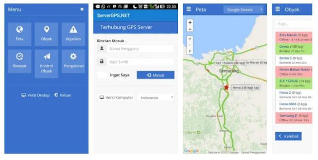 GPS Server Mobile Fast Track