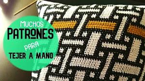 Muchos patrones para tejer a mano | Mail de los viernes