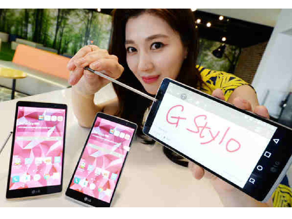 LG G Stylo Announced: 5.7-inch, 3000mAh Battery, LTE, 8MP Camera