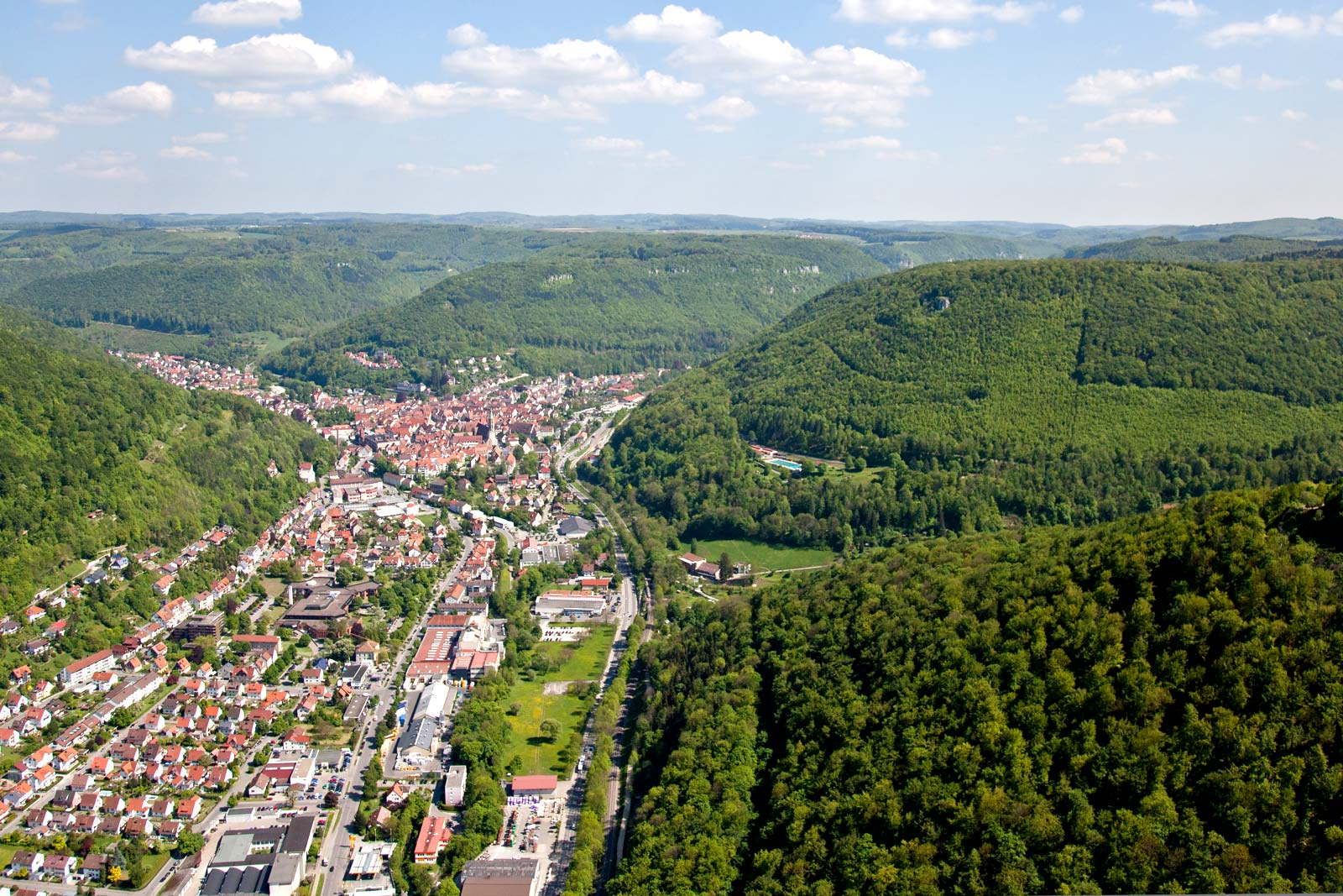 Bad Urach | Cidade da Alemanha