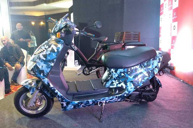 Hero AXL HE20 Electric Scooter