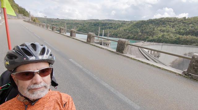 Voyage à vélo, Jura