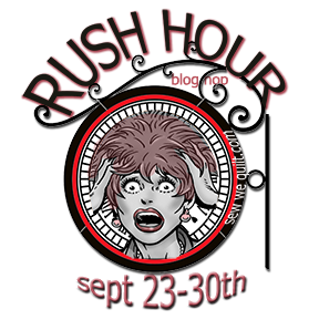 """Rush Hour"" Blog Hop"