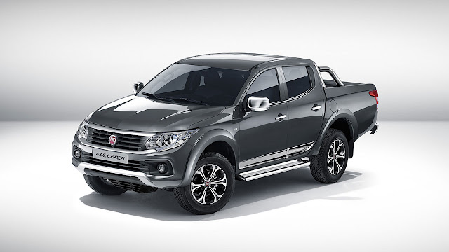 New FIAT Professional Fullback makes its UK debut at the Commercial Vehicle Show 2016