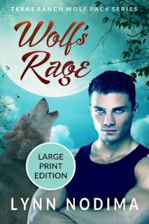 Wolf's Rage: Large Print