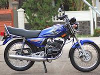 5 Motor 2 Tak terbaik di Indonesia