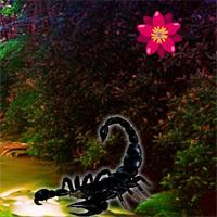Games2Rule Black Scorpion Forest Escape