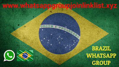 Brazil Whatsapp Group Join Link List