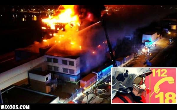 OVH victim of a major fire