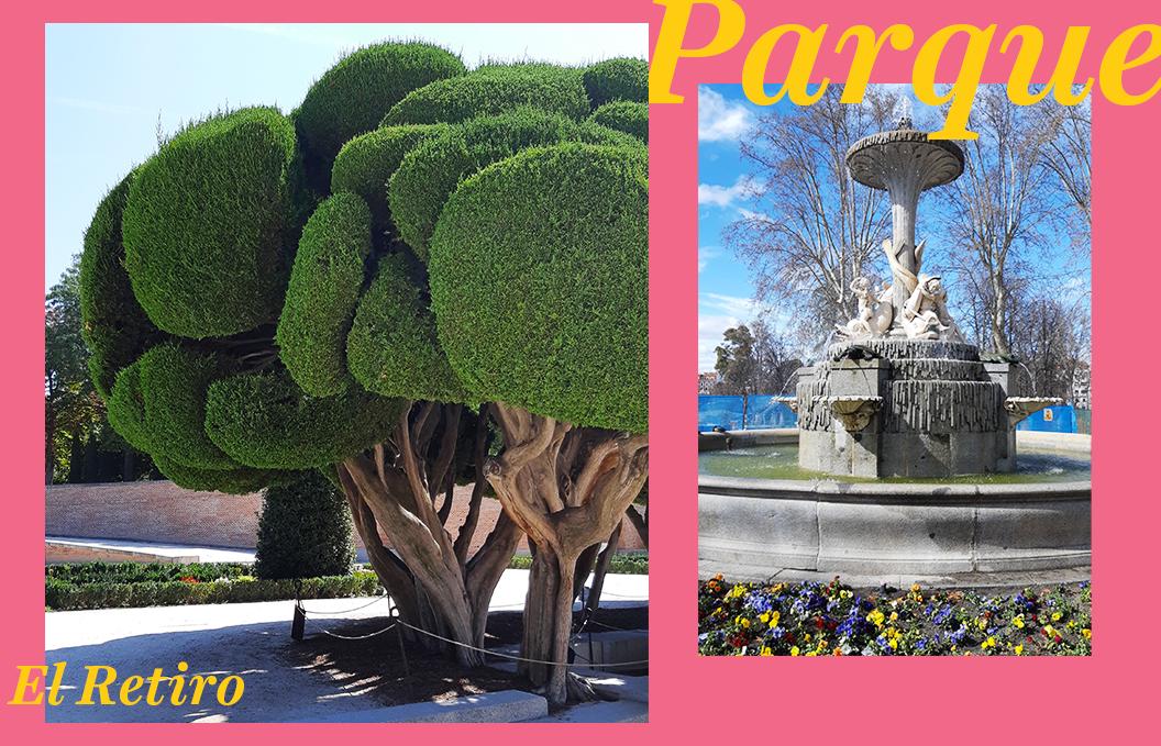 Madrid: Parque de El Retiro