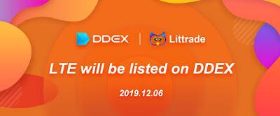 Littradex Airdrop Get 150 LTE = $42.5