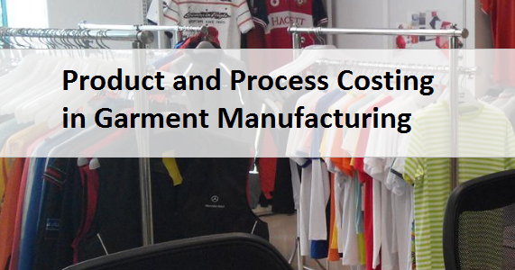 costing of apparel products Costing is a very complex procedure with set patterns and guidelines followed by the industry and it is difficult to find out costs for every process as there are some inbuilt costs while costing.