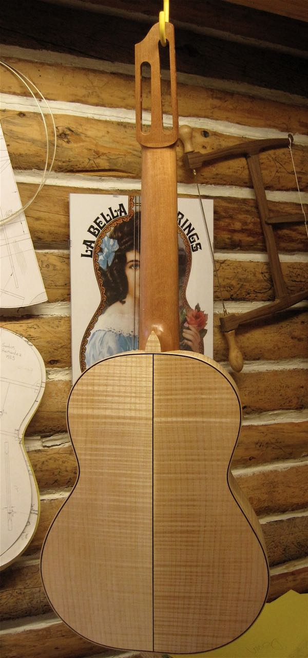 seven string classical guitar. Black Bedroom Furniture Sets. Home Design Ideas