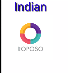 ROPOSO APP: INDIA'S VIDEO SHARING/WATCHING PLATFORM