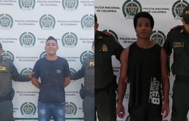 Sorprendidos otros dos sujetos en la calle teniendo casa por cárcel