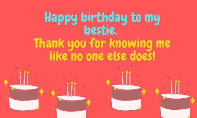 dearest friend happy birthday wishes