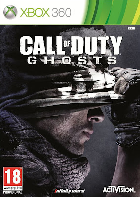 Call Of Duty - Ghosts : Jaquette PS3