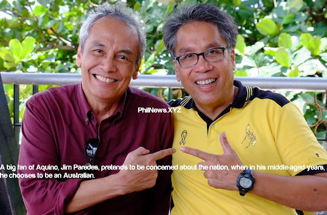 Columnist Slams Jim Paredes For Meddling In Philippine