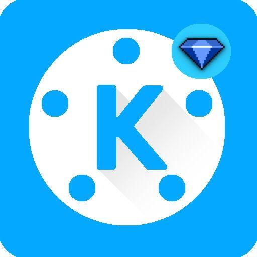 KineMaster - Editor e Criador de Vídeo PRO