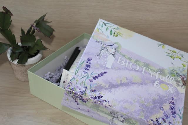 "Biotyfull Box de mai 2020 ""La Provençale"""