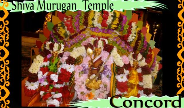 SFO Concord Murugan Temple