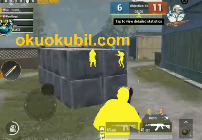 Pubg Mobile 0.14.0 Bypass Yeni Script Without Host And Libs No Root  Son Güncelleme