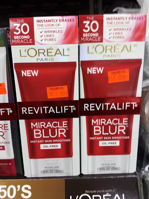 L'Oreal Revitalift Miracle Blur (Oil Free) - www.modenmakeup.com