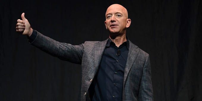 Amazon Jeff Bezos Set To Become World's First Trillionaire