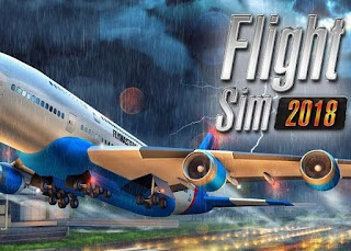 Download Flight Sim 2018 Mod Apk + Obb Data