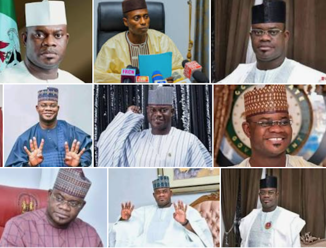 Governor Yahaya Bello says that lawmakers are thwarting Buhari's war on defence