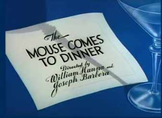 Tom and Jerry Cartoon | The Mouse Comes to Dinner | Episode