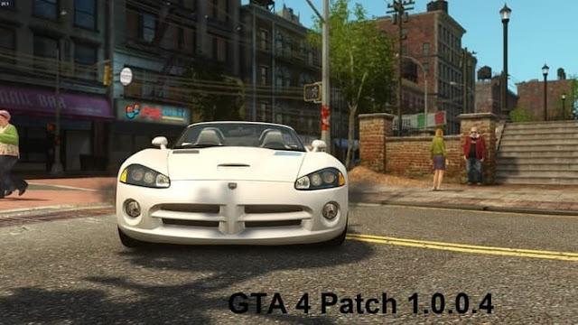 GTA 4 الباتش الرسمي الخامس للإصدار 1.0.0.4 متعدد اللغات