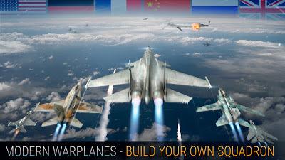 Télécharger Modern Warplanes mod