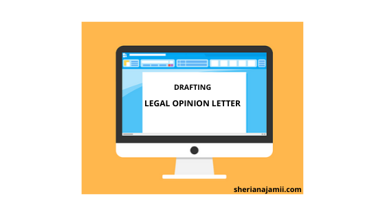 A guide on how to write legal opinion letter perfectly