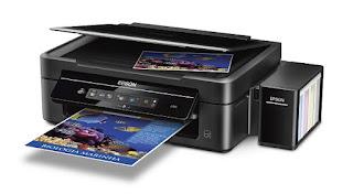 Gambar Printer Epson LSeries L365 Terbaru