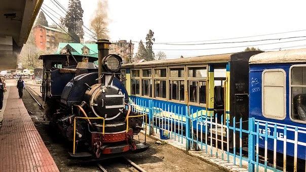 भारत में रेल परिवहन सामान्य ज्ञान प्रश्न उत्तर
