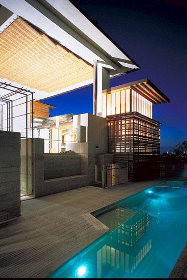 Contemporary Design C House Brisbane Queensland