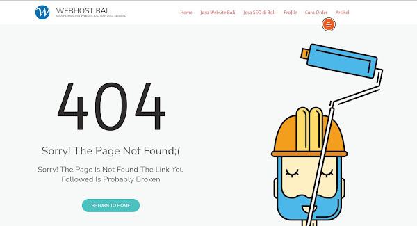 fix 404 wordpress,fix 404 pada wordpress