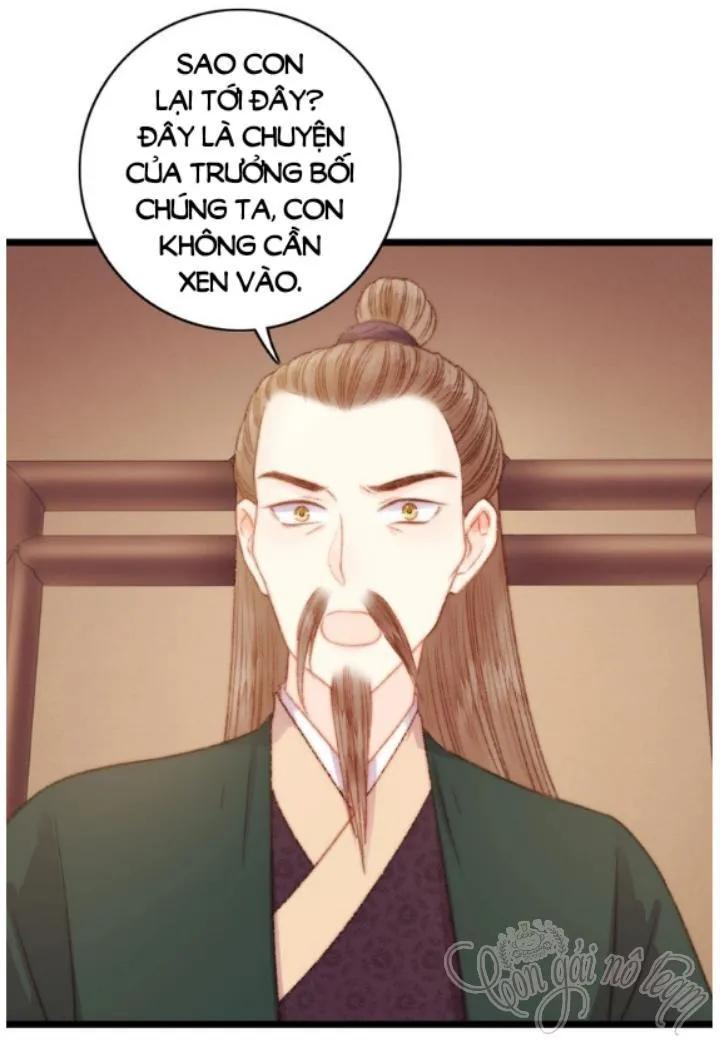 Nàng Phi Cửu Khanh - Thần Y Kiều Nữ chap 25 - Trang 22