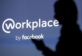 workplace by facebook merupakan apliaski dari facebook untuk sosial media dan kolaborasi kerja saat bekerja dari rumah