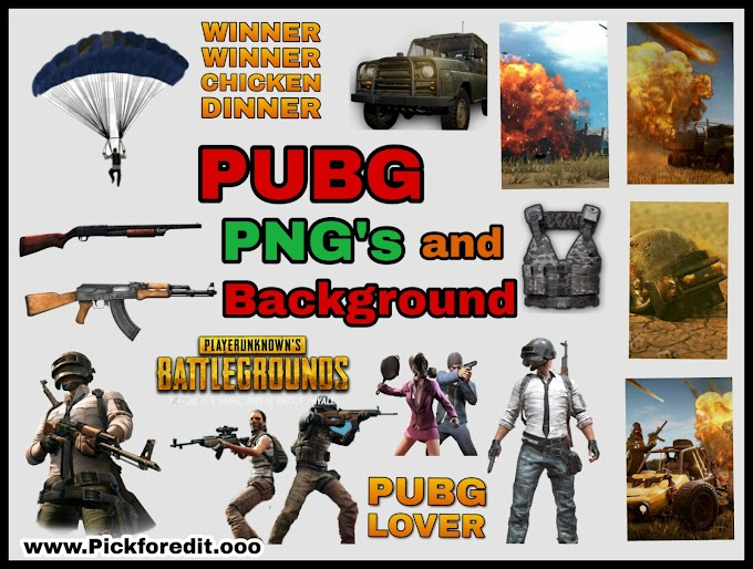[ Best ] New PUBG Png | PUBG Background | PUBG Text Png HD Free Download