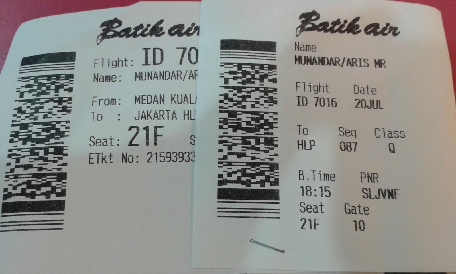 wangwis pengalam pertama naik pesawat batik air rh wangwis blogspot com tiket pelni medan ke jakarta tiket murah dari medan ke jakarta