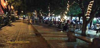 Kampung Kopi Tempat Nongkrong di Bondowoso