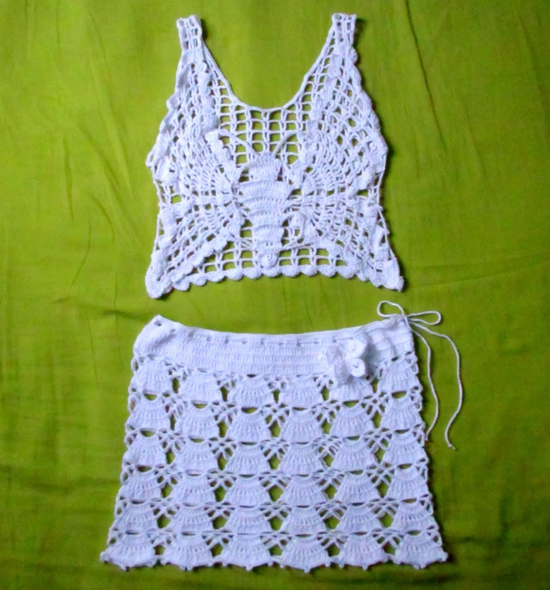 57f40733a811e Raquelita Rojas  Ropa Tejida Artesanalmente a Crochet - Lima Perú