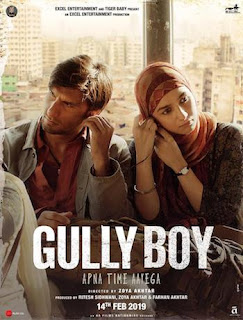 Gully Boy (2019) Hindi Full Movie Download 480p 720p Bluray