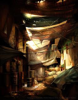 Favela Alley