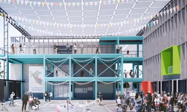 Escuelas del Bicentenario en Lima Metropolitana